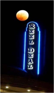 Reel Deal Theater logo