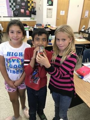 Grant Spotlight: LEGOs For STEM