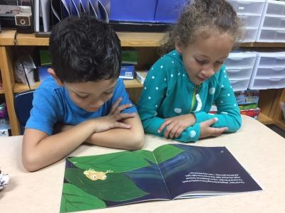 Grant Spotlight: Culturally Relevant Books