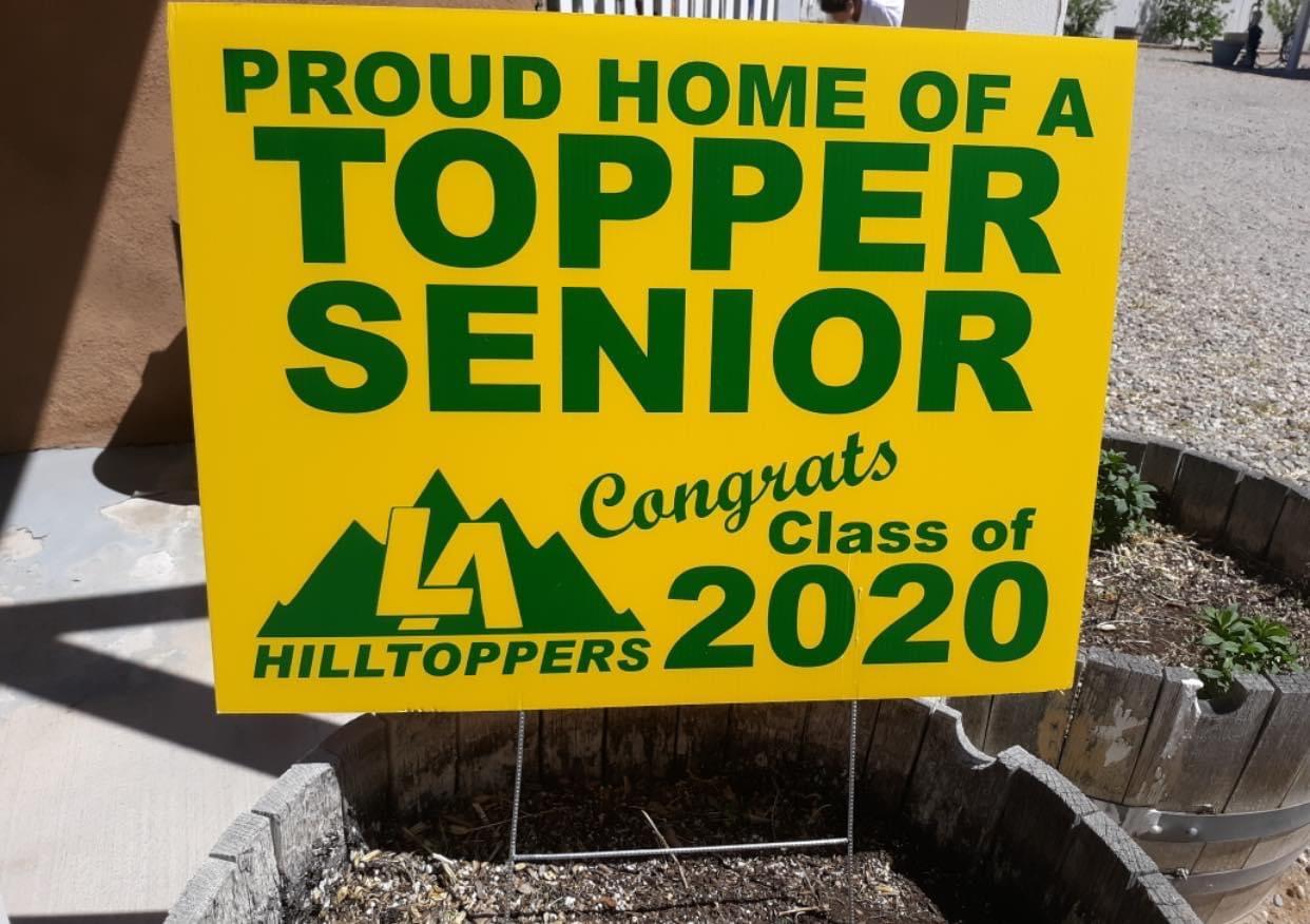 Celebrating Graduating Seniors